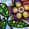 folk-art-flower